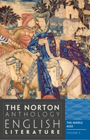 The Norton Anthology of English Literature The middle ages