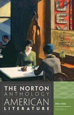 Norton Anthology of American Literature 1914-1945 Volume D