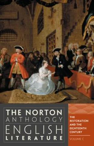 The Norton Anthology of American Literature The Restoration