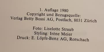 Betty Bossi, Fleischküche