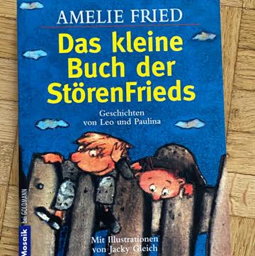 Das kleine Buch der StörenFrieds
