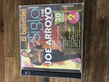 CD , El baile del Siglo con Joe Arroyo