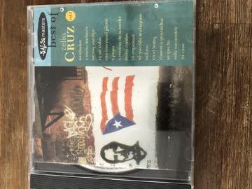 CD , best of Celia Cruz , Salsa