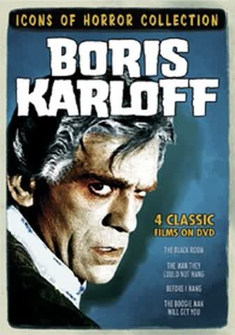 Boris Karloff - Icons Of Horror Collection (US-Import)