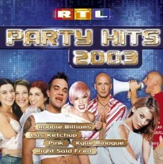 Various - Rtl Party Hits 2003