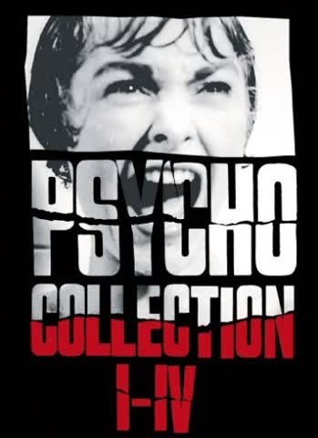 Psycho Collection I-IV [5 DVDs]