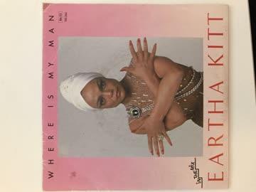Eartha Kitt (Vinyl-Single) Where is my man