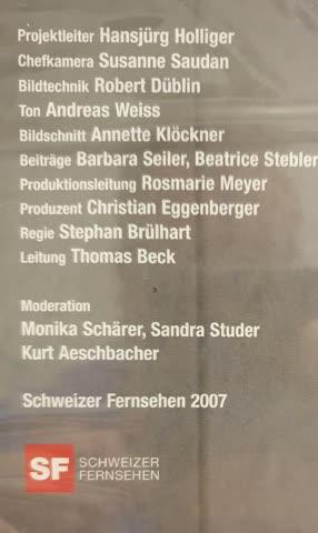 Die Zauberflöte (Blick hinter die Kulissen, Opernhaus Zürich