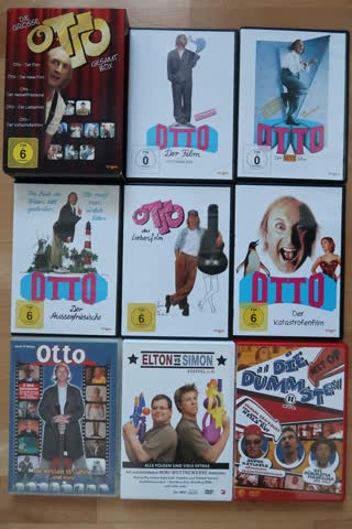 DVD Comedy Set
