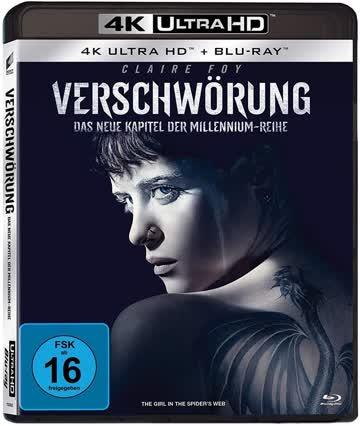 Verschwörung (4K UltraHD + Blu-ray)