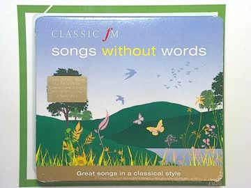 Various - Songs without Words