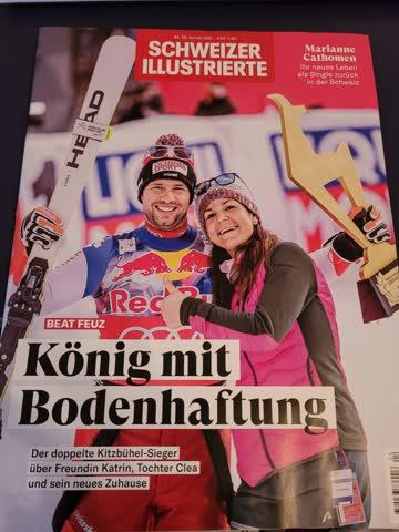 Schweizer Illustrierte Nr. 4 vom 29.1.2021
