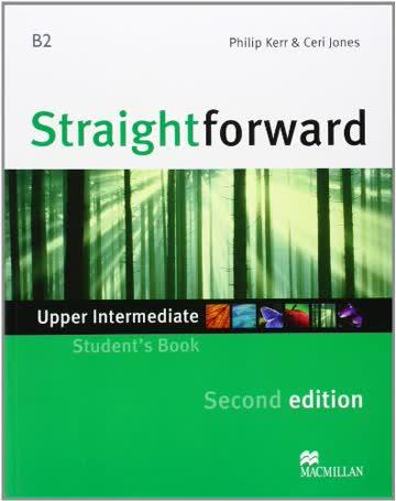 Straightforward Upper-intermediate Student Book