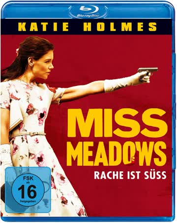 Miss Meadows - Rache ist süss [Blu-ray]