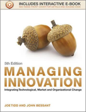 Managing Innovation - 5th ed