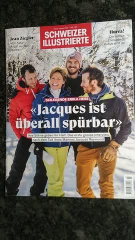Schweizer Illustrierte Ausgabe Nr.3/21