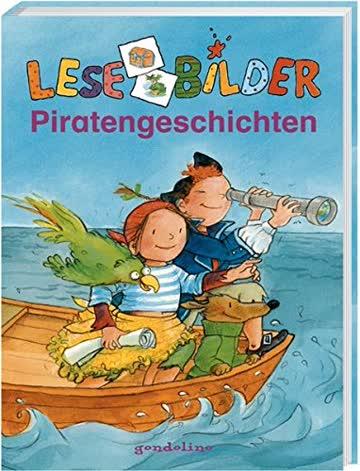 Lesebilder Piratengeschichten