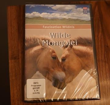 Faszination Wildnis - Wilde Mongolei