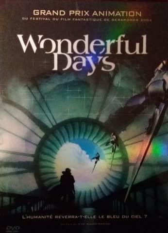 Wonderful Days, französisch, Doppel-DVD