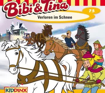Bibi & Tina: Verloren im Schnee