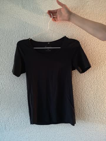 navy blaues T-Shirt Gr. XS/S