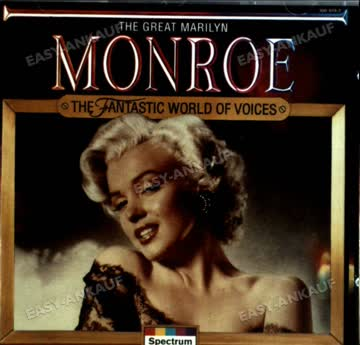 Marilyn Monroe - The fantastic world of voices