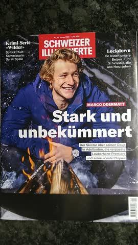 Schweizer Illustrierte Nr.2/2021