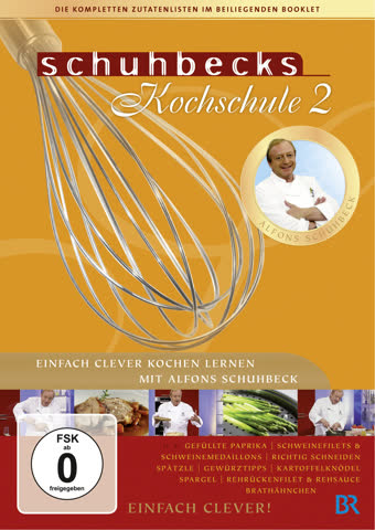 Schuhbecks Kochschule 2 - (2 DVDs)