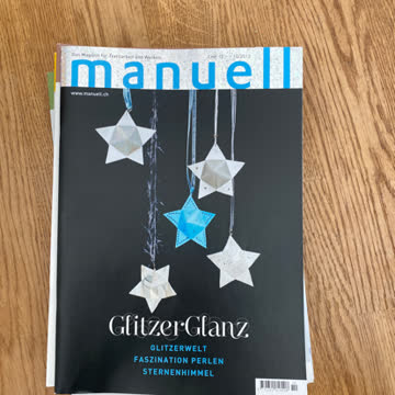 manuell - GlitzerGlanz 10/12
