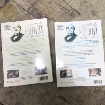 Poirot Collection 8 und 9