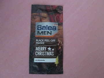 Balea Peel-Off Maske Men