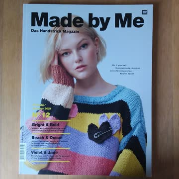 Made by Me, Das Handstrick Magazin