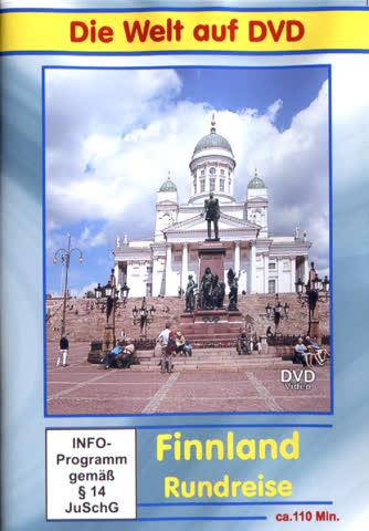 Finnland Rundreise - Die Welt auf DVD