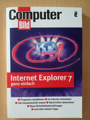 Internet Explorer 7 ganz einfach