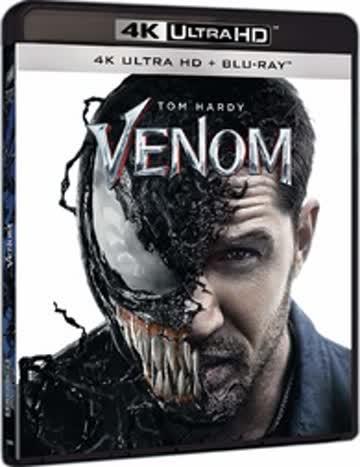 Venom (4K UltraHD + Blu-ray) (Spanien-Import)