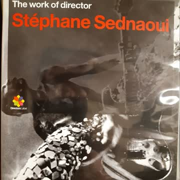 The work of director Stéphane Sednaoui