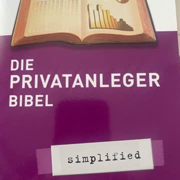 Die privateanleger Bibel