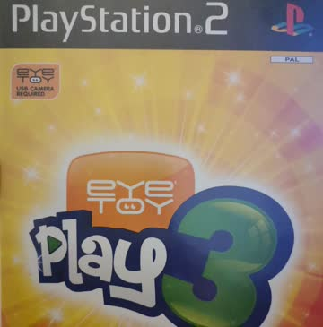 Eye toy Play 3