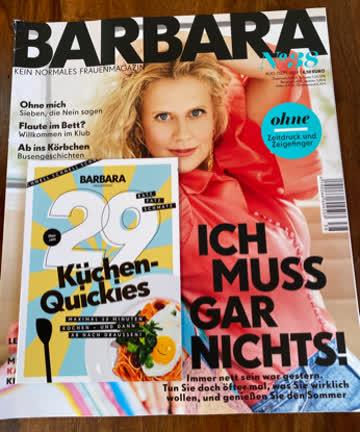 Zeitschrift BARBARA Nr. 38