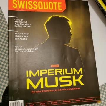 SWISSQUOTE Imperium Musk