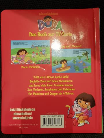 Dora Vorlesebuch