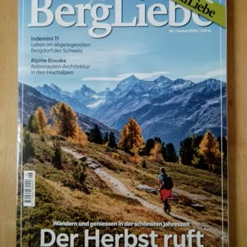 BergLiebe #6 Herbst 20