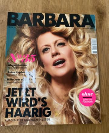 Zeitschrift BARBARA Nr. 35