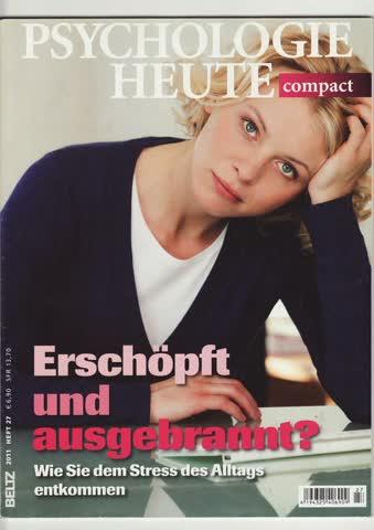 Psychologie Heute compact - Heft 27/2011