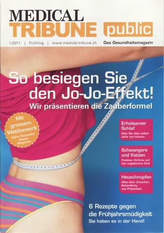 Medical Tribune 1/2011