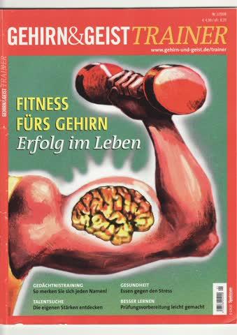 Gehirn & Geist Trainer Nr. 1 / 2008