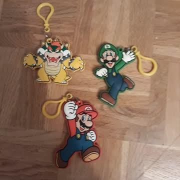 Schlüsselanhänger Super Mario