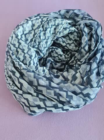 Neuer Loop Schal
