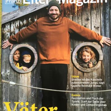 Fritz+Fränzi Eltern Magazin
