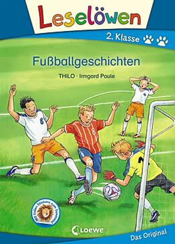 Fussball Geschichten, Leselöwen